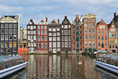 old quarter: Very beautiful  place in Amsterdam, the Old Quarter