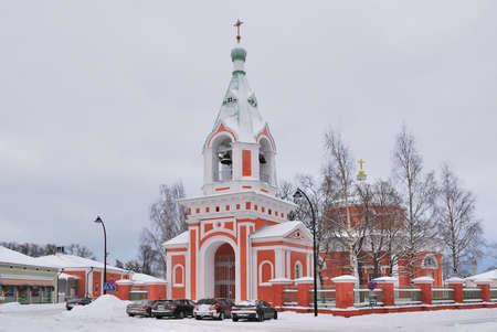 Peter and Paul Orthodox Church in Hamina, Finland Stock Photo - 17078712