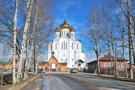perm: Stephen of Perm Cathedral in Syktyvkar  Russia