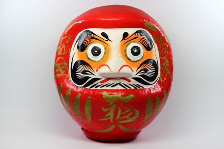 talism: S�mbolo tradicional del budismo, presente como talism�n en los hogares japoneses