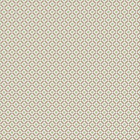 Geometric pattern with stars composition linear design 免版税图像