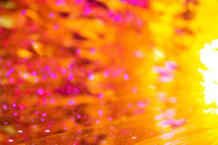 twinkling: bokeh lights