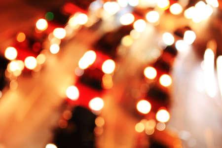 night traffic: blurred Night Traffic Stock Photo