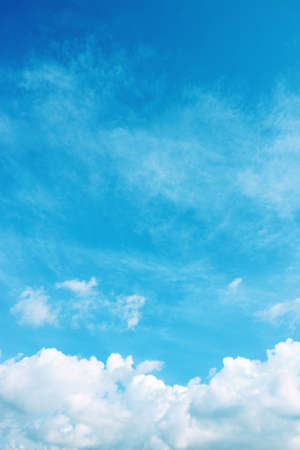 Las nubes del cielo Foto de archivo - 37244425