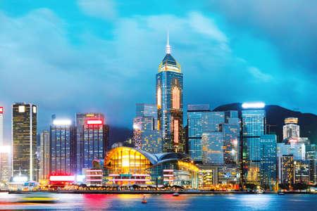 kong: Hong Kong at Night