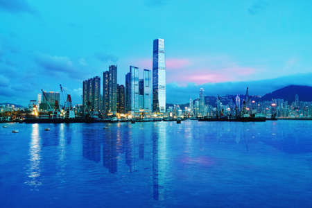 West Kowloon Hong Kong