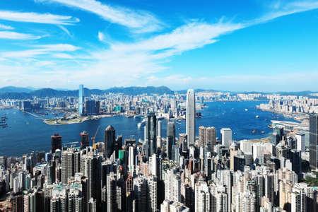 Hong Kong at day photo