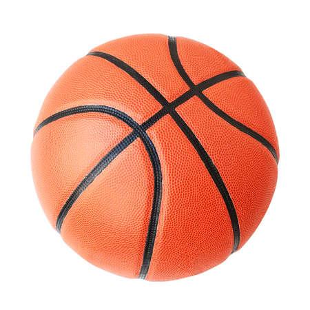 international basketball: Basketball. Stock Photo