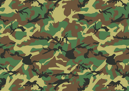 woodland: Woodland Camouflage background