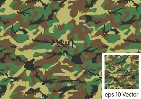Woodland Camouflage background Stok Fotoğraf - 36997004
