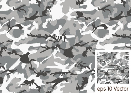 camoflage: Urban camouflage pattern