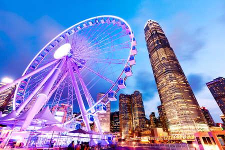 夜 Hong Kong 写真素材 - 39447611