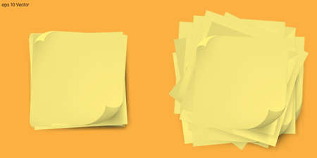 blank note: blank note paper set