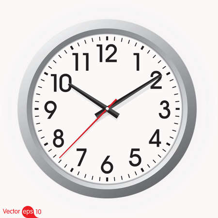 ticking: clock vector