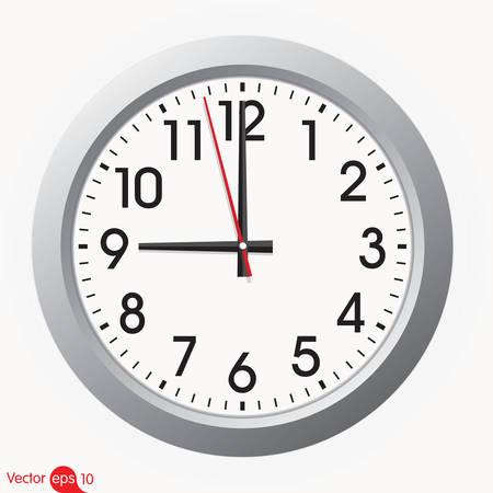 clock vector Stock Vector - 40868413