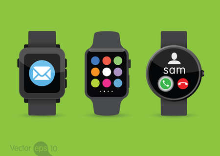 media gadget: smart watch