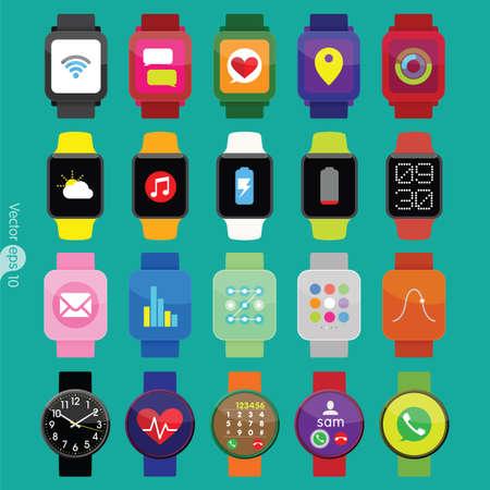 watch: smart watches