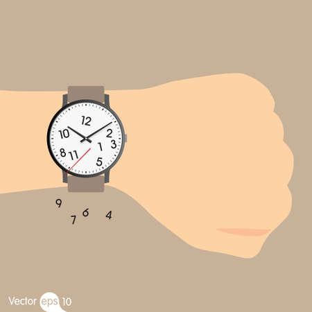 lost: lost time Illustration