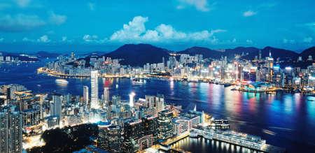 commercial building: hong kong