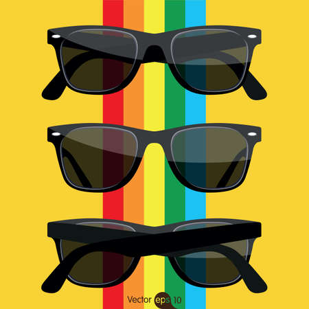 corrective lenses: sunglasses