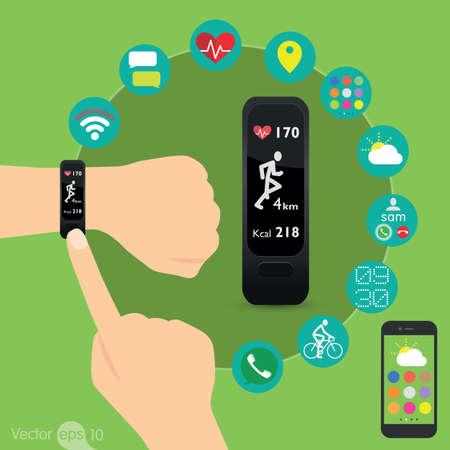 technology: Modern technology equipment