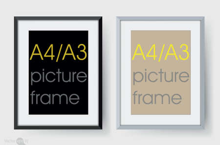 a3: A4  A3 picture frame and photo frame