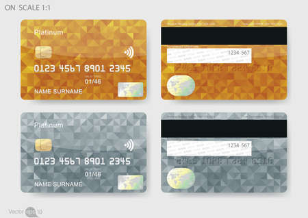 gold silver: credit cards