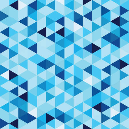 geometric shapes: Seamless Pattern of geometric shapes Illustration