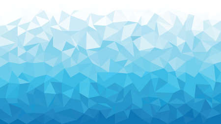 16 9: Ice Polygonal Mosaic Background 16: 9