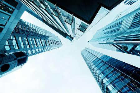 Edificios extracto fondo