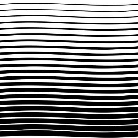 black lines: Abstract seamless black lines