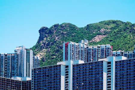 라이온 락 힐, 홍콩