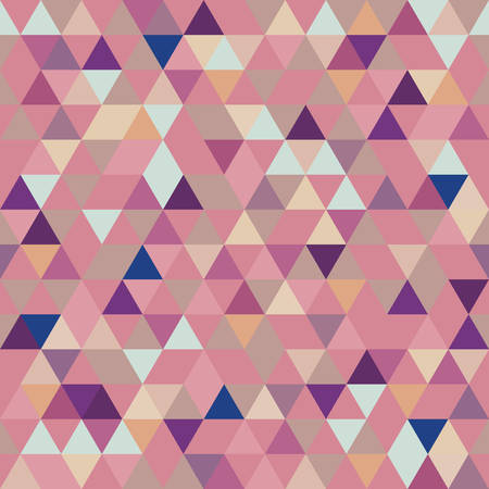 interior cell: Seamless Pattern of geometric shapes Illustration