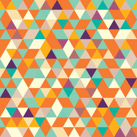 pattern of geometric shapes: Seamless Pattern of geometric shapes Illustration