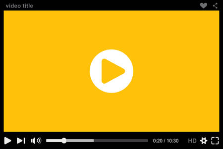 Video player, Vector