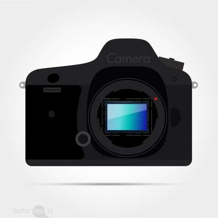len: digital camera