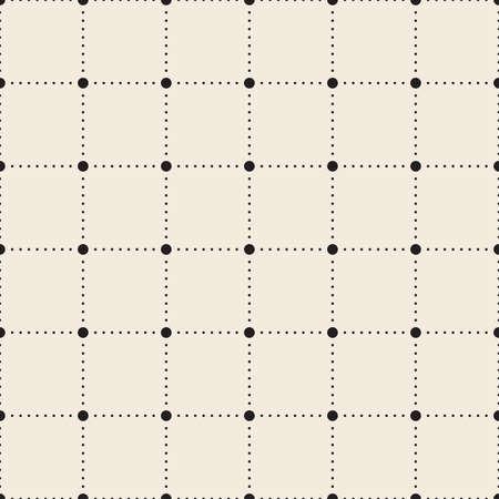 Vector naadloos diamantpatroon Vector Illustratie