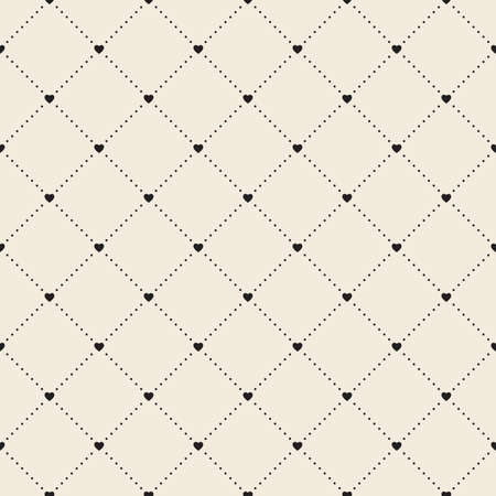 Retro pattern of geometric shapes Vectores