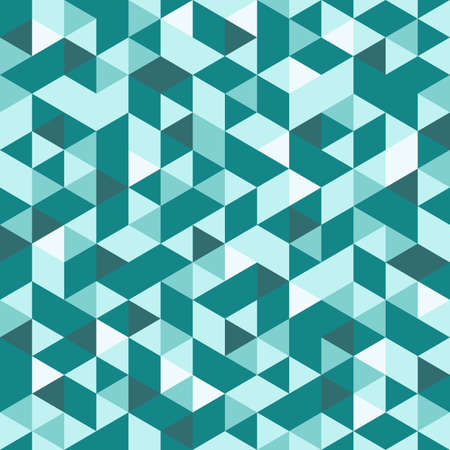 pattern of geometric shapes: Retro pattern of geometric shapes Illustration