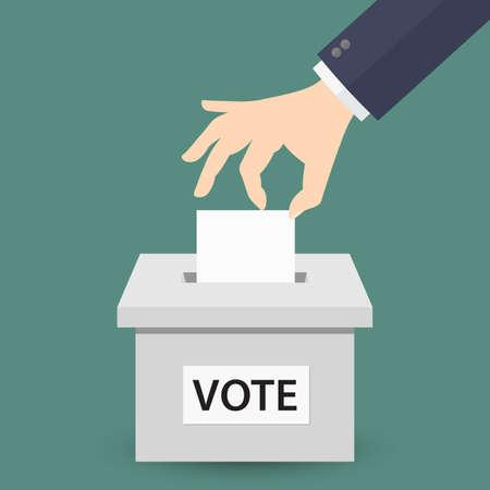 voting: Voting concept