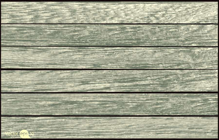 weathered wood: Vector wood plank background Illustration