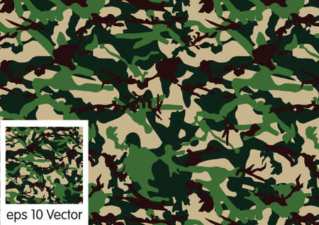 color conceal: Camouflage pattern vector