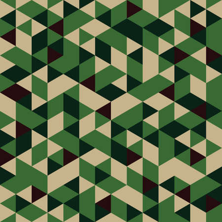 conceal: Seamless Digital Camouflage pattern vector