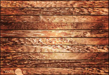 timber floor: Wood texture. Vector