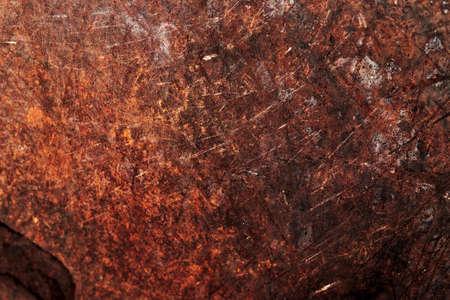 oxidado: textura de acero