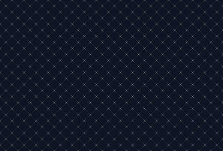 Vector naadloos diamantpatroon Stock Illustratie
