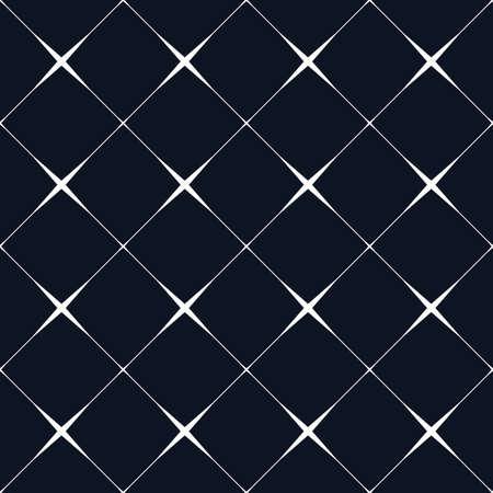 Vektor nahtlose Rautenmuster Vektorgrafik