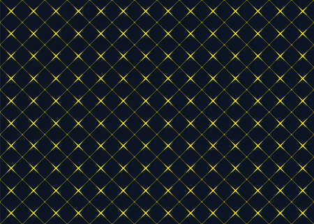industrial design: Metallic wired Fence seamless pattern. Vector Illustration