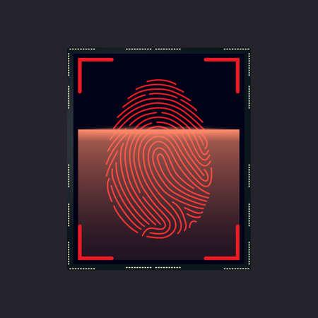 touch: Mobile fingerprint sensor
