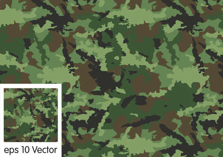 acu: Camouflage pattern vector